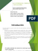 Modelo Estandar Del Comercio Internacional ECI2016.