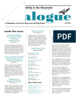 Dialogue Fall 2016