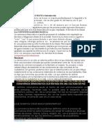 CONVIVENCIA DEMOCRÁTICA Introducción