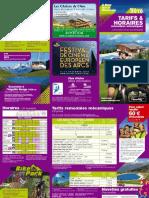 2010 Guide Tarifs Ete