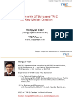 Ideation with OTSM-based TRIZ for New Market Creation
