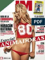 FHM Junio 2012 (Spain)