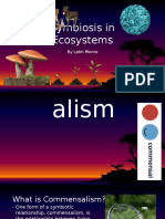 Symbiosis in Ecosystems