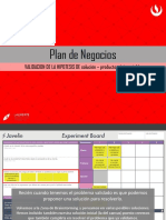 Customer Discovery  Producto Minimo