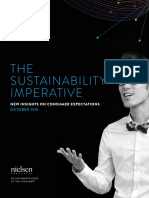 Nielsen Global Sustainability Report Oct 2015