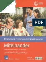 Miteinander PDF @German4Free