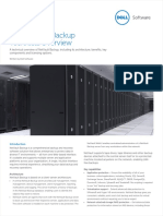 Netvault Backup a Technical Overview Whitepaper