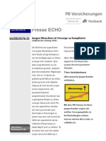 Presse Echo 22 EU Altersarmut Junge Menschen