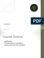 Salvation Greenhouse DTI