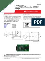 diseño transmisor