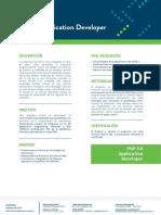 Php 5 0 Application Developer