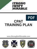 Ignp CPAT Training Plan 1943