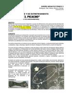 Proyecto 02 Club Campestre Pinares de Tegus
