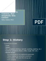 Guide to Common Skin Lesions