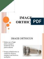 Image Orthicon