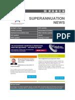 2016 Superannuation News Edition 10