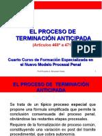 26.04.02. Proceso de Terminación Anticipada. Dr. Alonso Peña Cabrera.ppt
