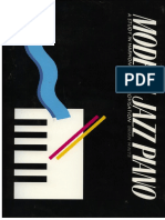 Modern Jazz Piano a Study in Harmony and Improvisation Brian Waite