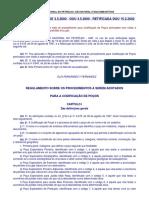 Norma ANP Nomenclatura de Poços