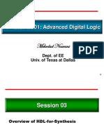 3.HDL Modeling 1