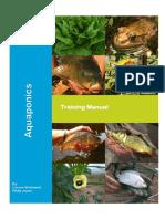 Aquaponics Training Manual