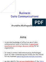 D1 Business Data Communications