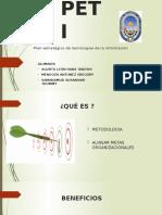 Plan Estratégico de Tecnologías de La Información