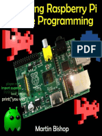 Beginning Raspberry Pi Game Programming - Martin Bishop