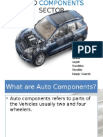 AUTO COMPONENTS SECTOR.pptx