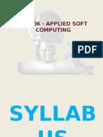 Applied Soft Computing