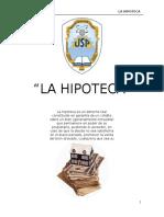 La Hipoteca