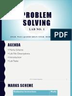 CP LAB1 Problem Solving