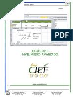Microsoft Excel Medio-Avanzado 2010 (17.9.14)