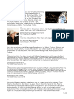 Peter Ong - Press Profile