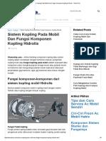 Sistem Kopling Pada Mobil Dan Fungsi Komponen Kopling Hidrolis - OtomoTrip.pdf
