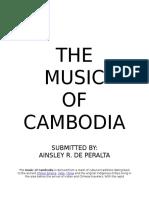 music of cambodia.docx