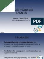 Erasmus - PL - Voyage Planning