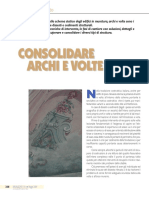 Consolidamento Archi Volte