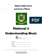 National 3 Workbook