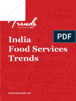 Technopak Food Services Trends 2014