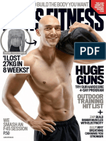 Men_s Fitness Australia - June 2016