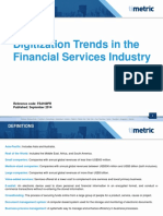 Www.thedigitalbankingclub.com Media 284652 Digitization Trends in the Financial Services Industry