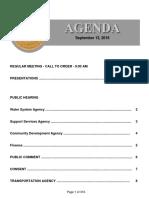 Agenda 9-13-2016