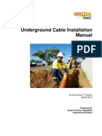 Underground Cable Installation Manual__Horizon Power.pdf