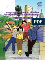 Budget Smart-financial Education for Migrant Workers and Their Families