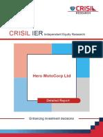 Crisil Hero