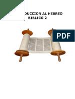 INTRODUTION AL HEBREO BIBLICO 3.docx