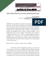 ARRUDA, R. K. Arte Atoral. Prática da Letra, Modalidade de Gozo.pdf