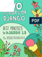 Two scopes of Django