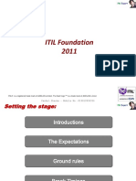 ITIL 2011 Foundation v1.2 p